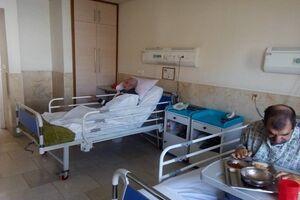 واکسیناسیون ۱۴۰۰ نفر در آسایشگاه کهریزک