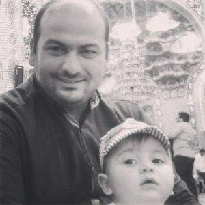 این کودک با تحریکات بیبیسی یتیم شد +عکس