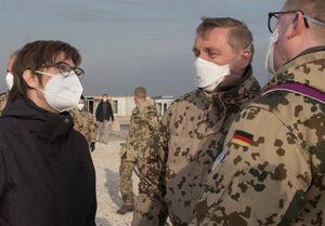 سفر غیرمنتظره وزیر دفاع آلمان به افغانستان