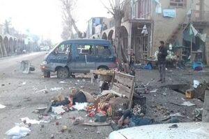 ۴ نیروی امنیتی افغانستان بر اثر انفجار بمب کشته شدند