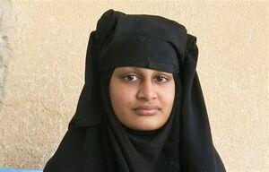 مخالفت انگلیس با بازگشت عروس داعشی