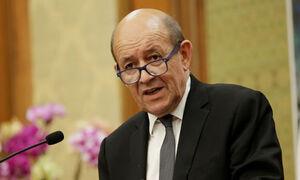 فرانسه از حمله آمریکا به سوریه حمایت کرد