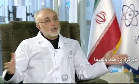 فیلم/جزئیات توقف پروتکل الحاقی در بدون تعارف با صالحی