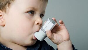 مصرف آنتیبیوتیکها برای مادر، بیماری آسم برای نوزاد