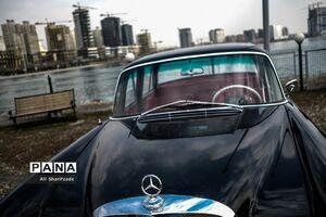 عکس/ گردهمایی خودروهای کلاسیک