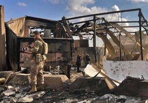 تصاویر جدید رسانه آمریکایی از حمله به عینالاسد/ ژنرال مککنزی: اگر پایگاه را تخلیه نمیکردیم ۱۵۰ آمریکایی کشته میشدند