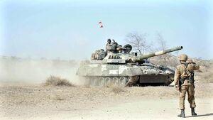 پشتیبانی اوکراین از ناوگان T-۸۰ پاکستان