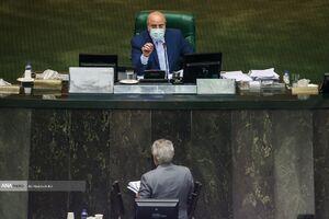 عکس/ صحن علنی مجلس شورای اسلامی ۹ اسفندماه