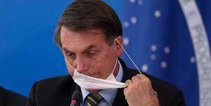 اظهار نظر عجیب رئیس جمهور برزیل درباره کرونا