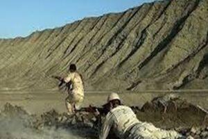 شهادت سرباز نیروی انتظامی در «درهشهر» ایلام - کراپشده