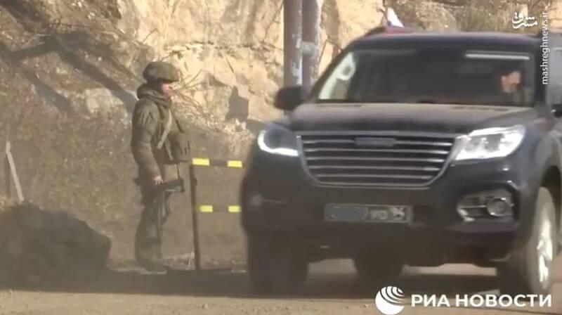عکس/ SUV چینی در خدمت ارتش روسیه