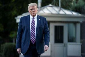 دونالد ترامپ امروز به دنیای سیاست بازمی گردد
