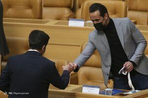عکس/ انتخابات فدراسیون فوتبال