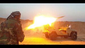عکس/ عملیات حشد الشعبی و ارتش عراق در دیاله