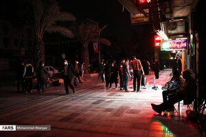 عکس/ کرونا چراغ خوزستان را خاموش کرد