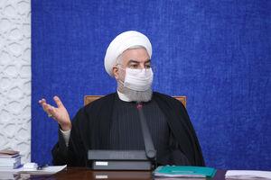 فیلم/ روحانی: دنیا توطئه کرد کمر برجام را بشکند