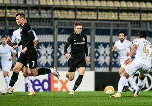 پیروزی زوریا در لیگ اوکراین در حضور بازیکنان ایرانی