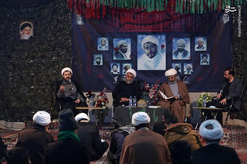 بزرگداشت شهید عبدالله ضابط در قم برگزار شد