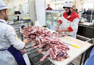 رهاسازی بازار گوشت در شب عید!