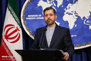 نشست خبری سخنگوی وزارت امور خارجه آغاز شد