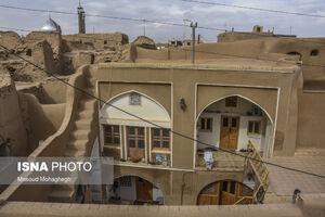 عکس/ روستای تاریخی «بیابانک»