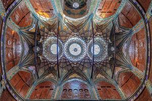 عکس/ معماری زیبای ایرانی