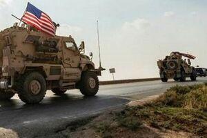آماده باش امنیتی ارتش آمریکا و شبه نظامیانش در شمال شرق سوریه