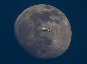 عکس/ ماه کامل در گوشه و کنار دنیا