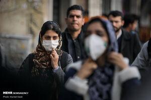 هوای پایتخت باز هم آلوده شد