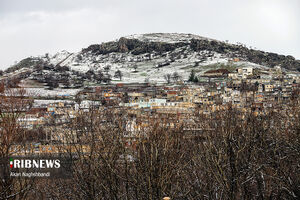 عکس/ روستای هزار ماسوله کردستان