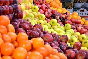 قیمت میوه و صیفی در میدان مرکزی میوهوترهبار