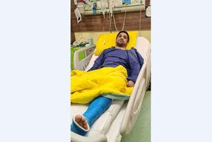 جراحی علیرضا دبیر پس از مصدومیت شدید در اردوی تیم ملی
