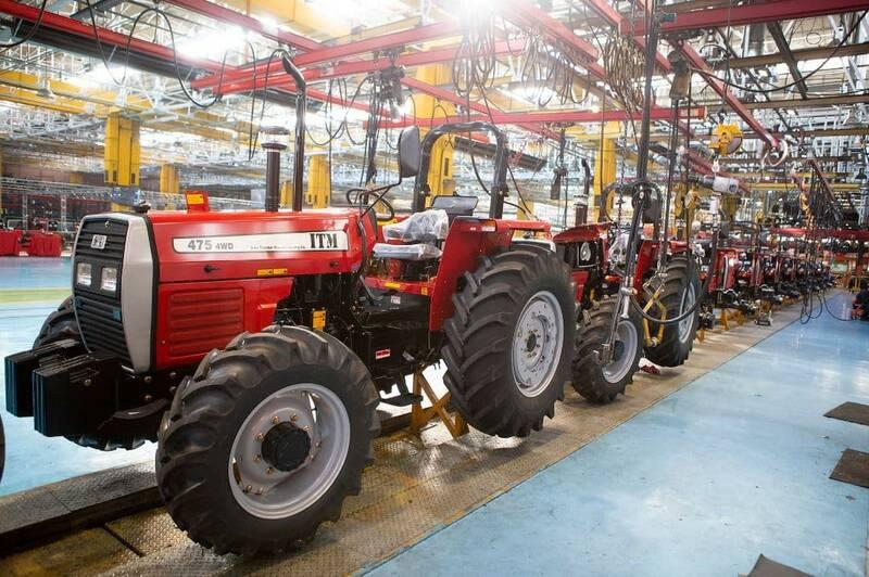 از لفاظی تا التماس کشورهای اروپایی برای خرید قطعات تراکتور