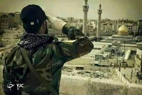 شهدای مدافع حرم ارتش