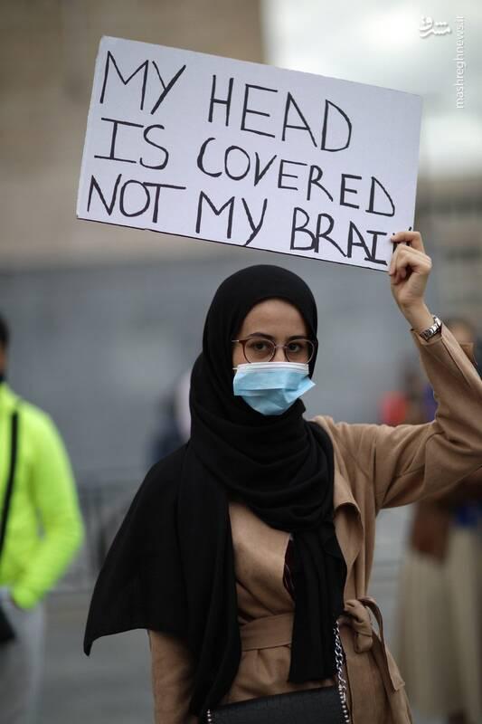 ممنوعیت حجاب