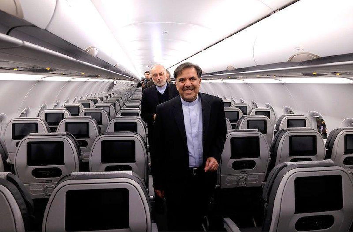 آخوندی متهم بزرگ فساد دلاری در خرید هواپیما/ قوه قضاییه برای احضار آخوندی چه اقدامی انجام میدهد؟