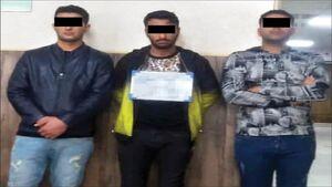 شبکه گوشیقاپی «بهمن کور» متلاشی شد