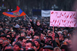 برکناری رئیس جنجالی ستاد کل ارتش ارمنستان