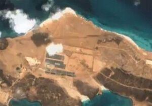 افشای جزئیات پایگاه مشترک نظامی امارات-اسرائیل در جزیره میون یمن