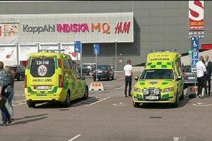 زخمی شدن ۸ نفر در حمله با چاقو در سوئد