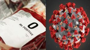 تاثیر گروه خونی در ابتلا به ویروس کرونای جدید