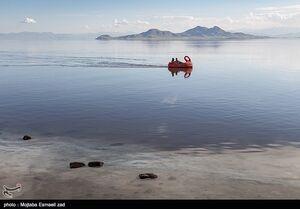 عکس/ روز ملی دریاچه ارومیه