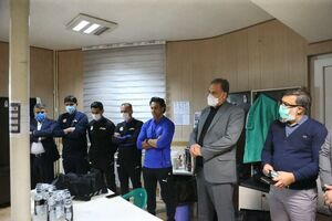 برگزاری مراسم معارفه مجیدی در باشگاه استقلال