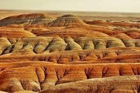تا حالا از تپههای مریخی تگزاس، چیزی شنیدید؟ +عکس