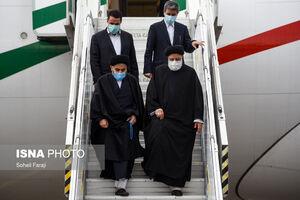 عکس/ سفر رئیس قوه قضاییه به آذربایجان غربی