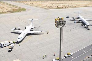آخرین جزئیات حادثه هواپیماربایی در مسیر اهواز به مشهد/هواپیما در فرودگاه اصفهان به زمین نشست - کراپشده