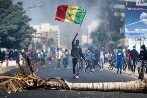 شهر داکار پایتخت سنگال به آشوب کشیده شد