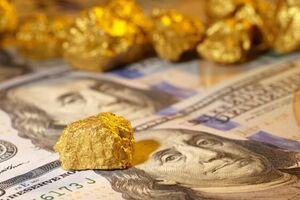 طلا ۹ دلار ارزان شد