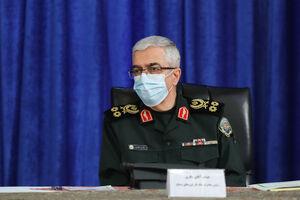 سرلشکر باقری به وزیر دفاع ترکیه تسلیت گفت