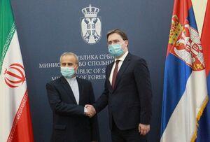 سلاکوویچ: صربستان خواهان توسعه روابط با ایران است